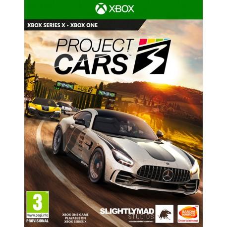 Project Cars 3-xone