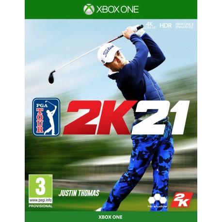 PGA Tour 2K21-xone