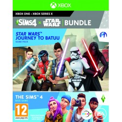 The Sims 4 + Star Wars-xone