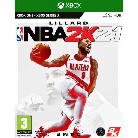 NBA 2K21-xone