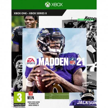 Madden NFL 21-xone
