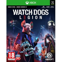 Watch Dogs Legion-xone