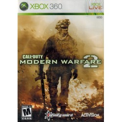 Call of Duty: Modern Warfare 2-x360-bazar