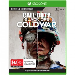 Call Of Duty: Black Ops Cold War-xsx