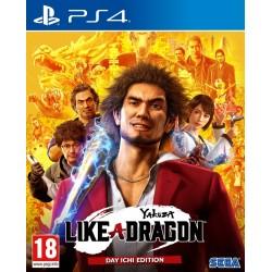 Yakuza: Like A Dragon - Day Ichi Edition