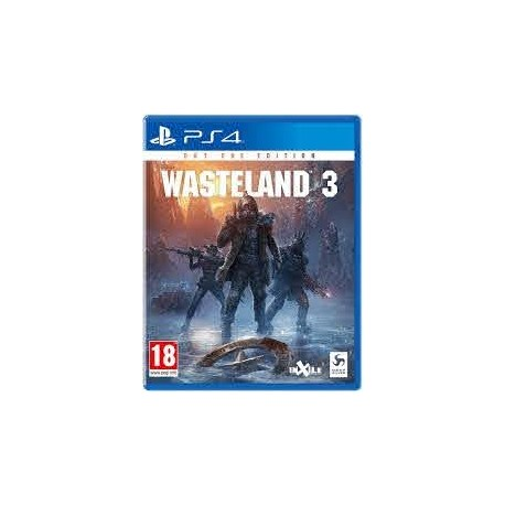 Wasteland 3 Day One Edition-ps4