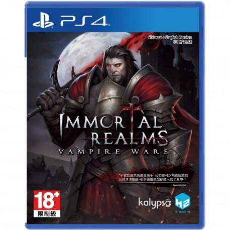 Immortal Realms: Vampire Wars-ps4