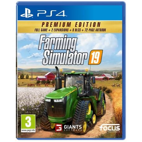Farming Simulator 19: Premium Edition-ps4