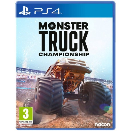 Monster Truck Championship-ps4