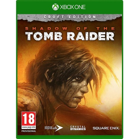 Shadow of the Tomb Raider Croft Edition-xone