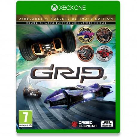GRIP: Combat Racing-xone