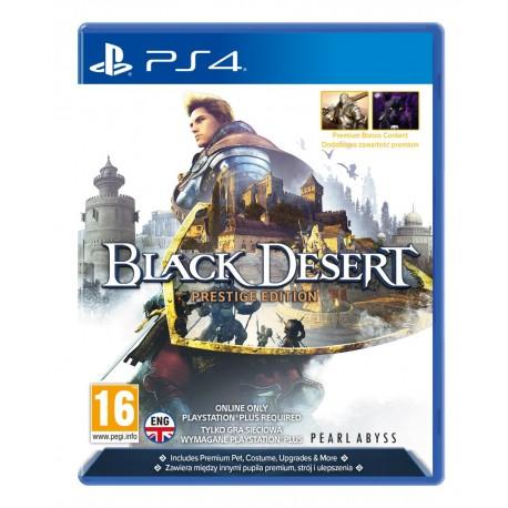 Black Desert Prestige Edition-ps4