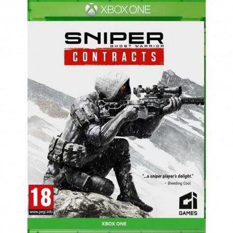 Sniper: Ghost Warrior Contracts-xone