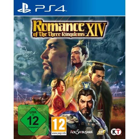 Romance of the Three Kingdoms XIV-ps4