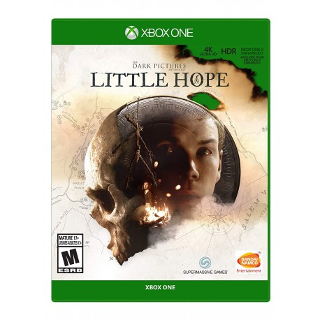 The Dark Pictures - Little Hope-xone