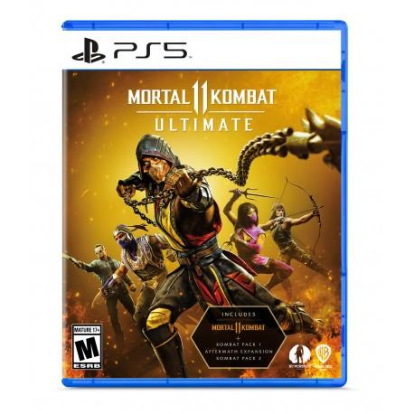 Mortal Kombat XI Ultimate-ps5