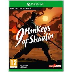 9 Monkeys of Shaolin-xone-xsx