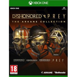 Dishonored & Prey: The Arkane Collection-xone-xsx
