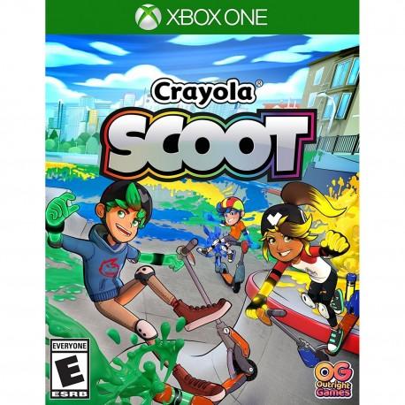 Crayola Scoot-xone