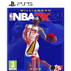 NBA 2K21-ps5