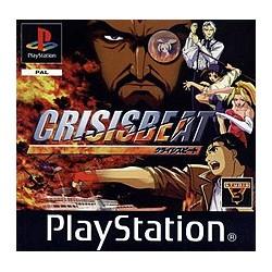 Crisis Beat -ps1-bazar- Ofocený obal !!