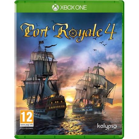 Port Royal 4-xone