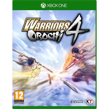 Warriors Orochi 4-xone
