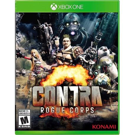 Contra: Rogue Corps-xone