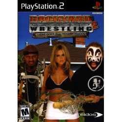 Backyard Wrestling 2: There Goes the Neighborhood-ps2-bazar