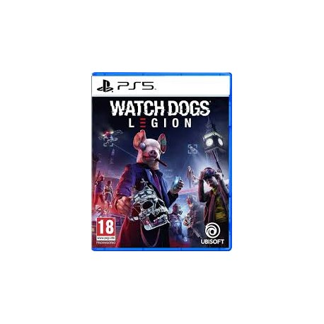 Watch Dogs Legion-ps5