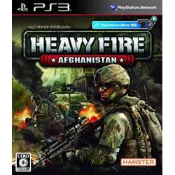 Heavy Fire Afghanistan-ps3-bazar
