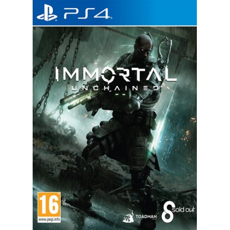 Immortal: Unchained -ps4-bazar