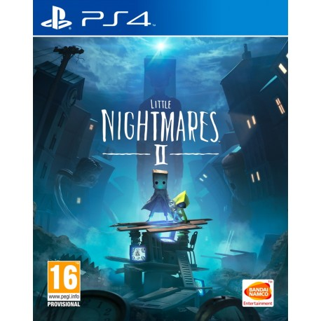 LITTLE NIGHTMARES 2 D1 EDITION-ps4