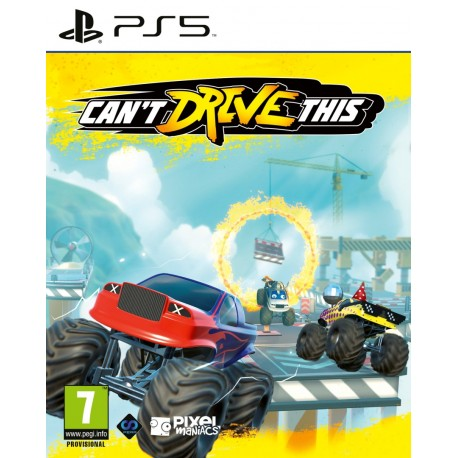 Can't Drive This-ps5