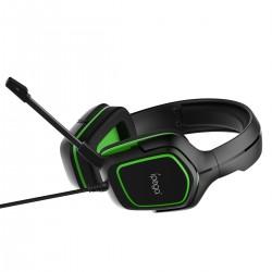 iPega PG-R006 Gaming Headset s Mikrofonem Green-ps4