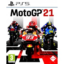 Moto GP 21-ps5