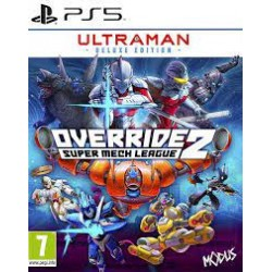 OVERRIDE 2: ULTRAMAN - DELUXE EDITION-ps5-bazar