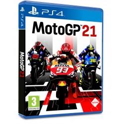 Moto GP 21-ps4