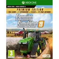 Farming Simulator 19: Premium Edition-xone-xsx