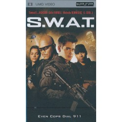 S.W.A.T. + Family Guy: The Untold Story - UMD Video-psp-bazar