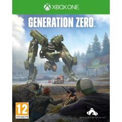 Generation Zero-xone