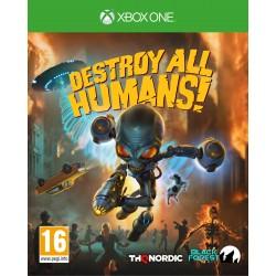 Destroy All Humans!-xone