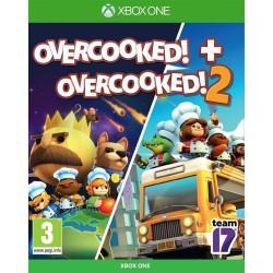 Overcooked 1 + 2-xone