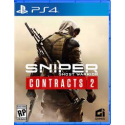 Sniper: Ghost Warrior Contracts 2-ps4