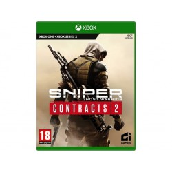 Sniper: Ghost Warrior Contracts 2-xone-xsx