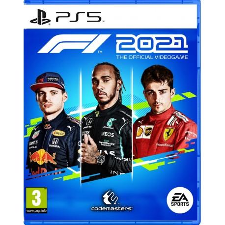 F1 2021-ps5