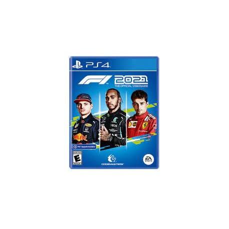 F1 2021-ps4