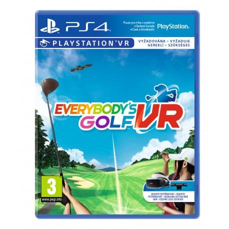 Everybody´s Golf VR-ps4-bazar