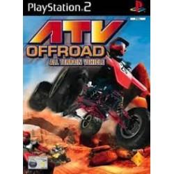 ATV Offroad All Terrain Vehicle-ps2-bazar