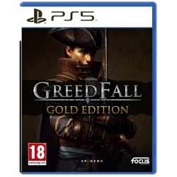 GreedFall Gold Edition-ps5